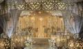 适合90后结婚的婚礼堂风格色调装饰(上)